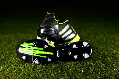 Adidas Black/Silver/Electricity Nitrocharge