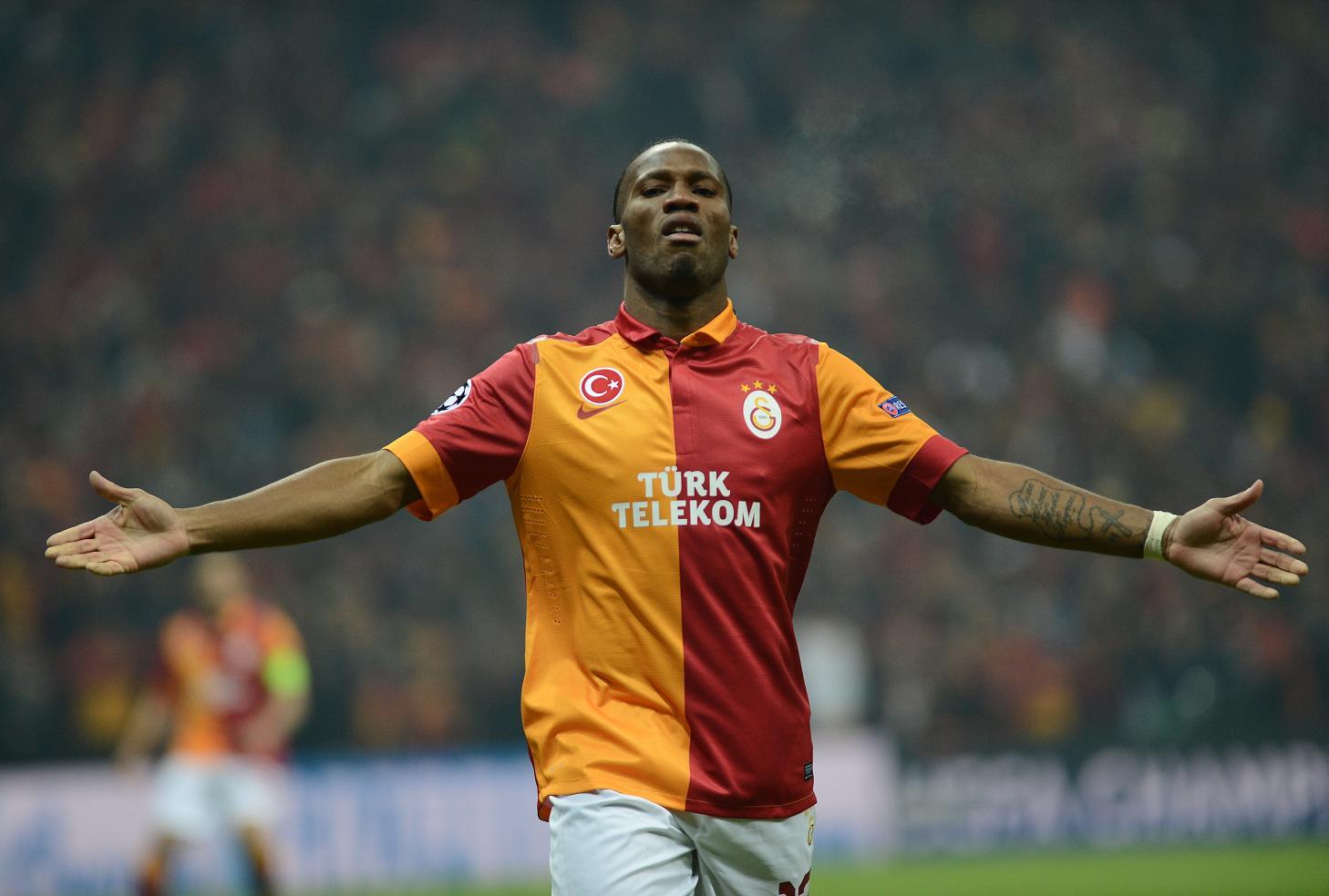 Didier Drogba Galatasaray S.K.
