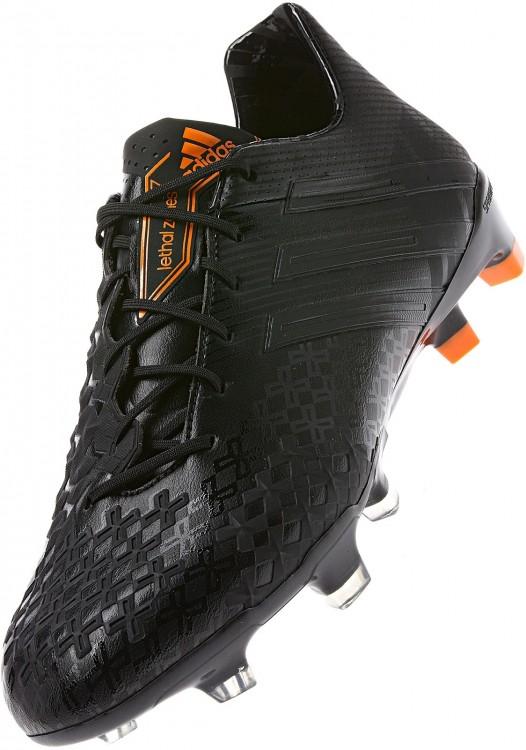 Adidas Predator LZ II Blackout (3)