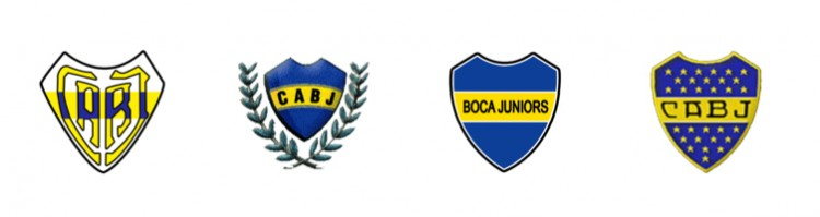 BocaJuniorsCrests
