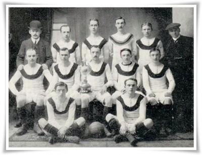 Bohemians 1907-1908 (Storie di Caldio)
