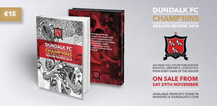 DundalkBook_ 29th Nov Launch