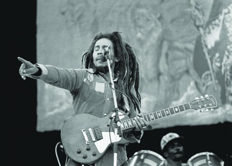 Eddie Mallin-Bob Marley