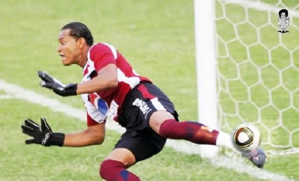 Honduras keeper