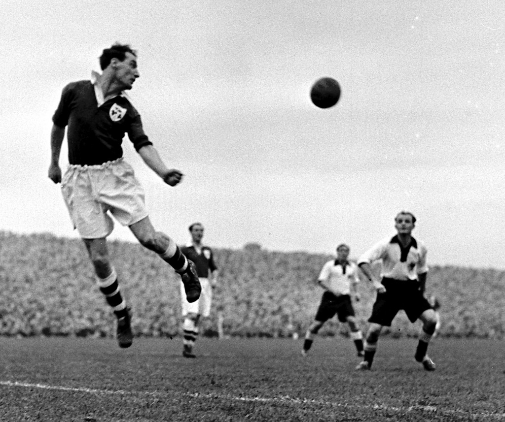 Ireland germany 1951