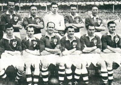 Ireland team 1949