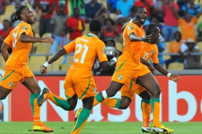 Ivory Coast v Tunisia - 2013 Africa Cup of Nations- Group D-1557931