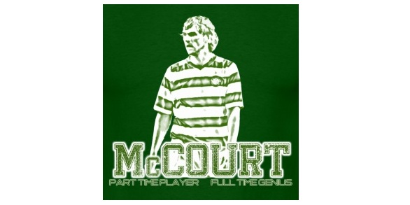 McCourt t-shirt