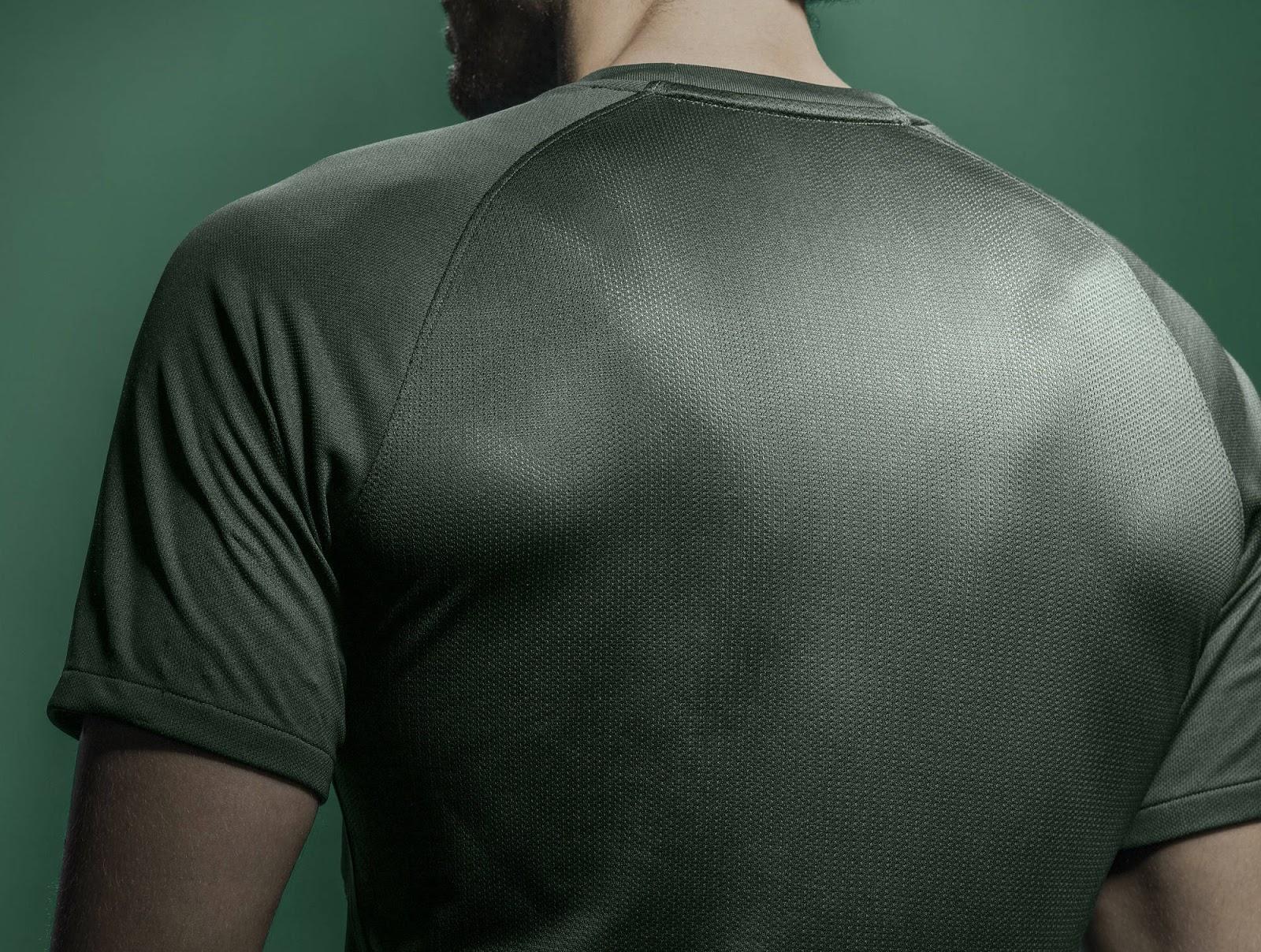 Nike Brazil 2014 Third Kit (6)