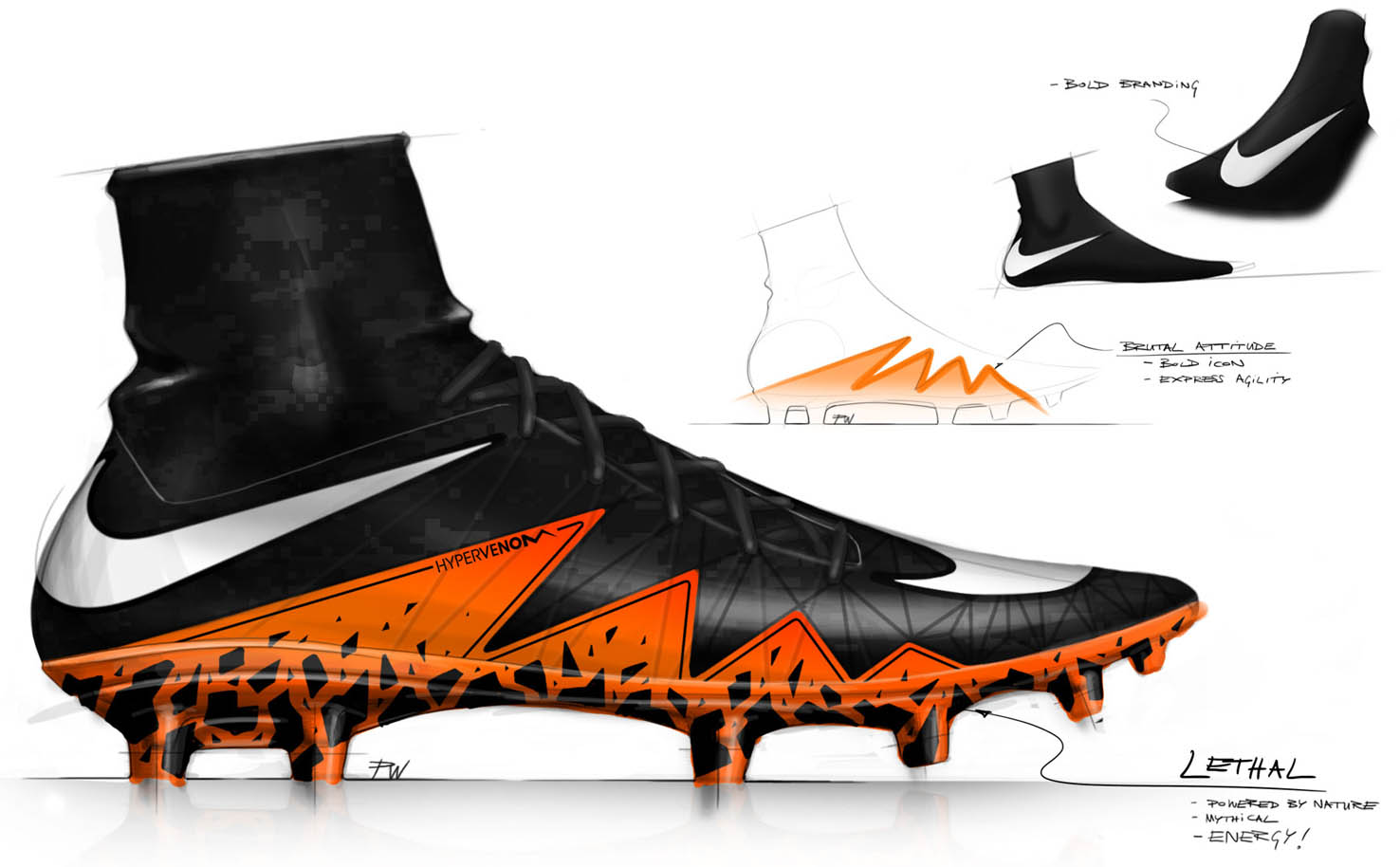 nike hypervenom ii p g mo goal. Black Bedroom Furniture Sets. Home Design Ideas