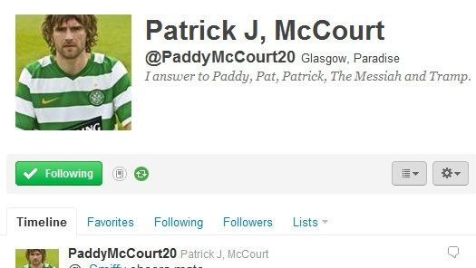 Paddy McCourt twitter crop