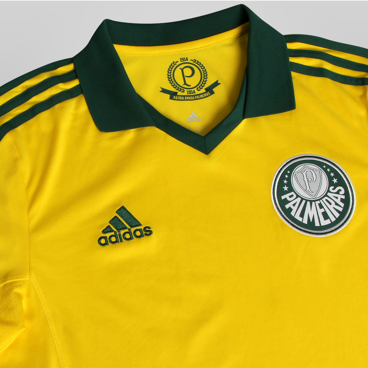 Palmeiras 13 14 Third Kit detail