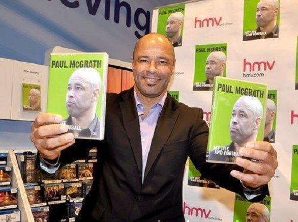 Paul McGrath DVD