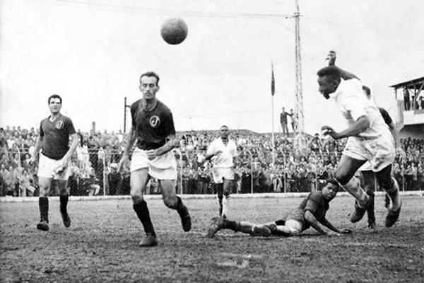 Pelé-Gol-Juventus