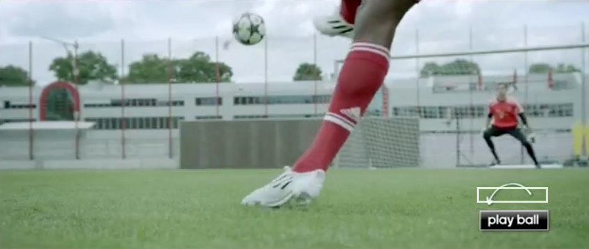 welcome to the cutting edge - adidas football