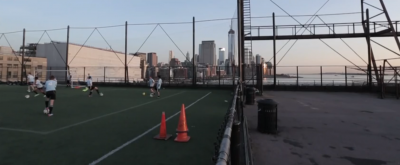 New York - Soccer In The City