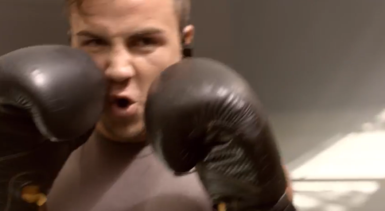 Beats by Dre Presents Mario Götze Train Hard Make History