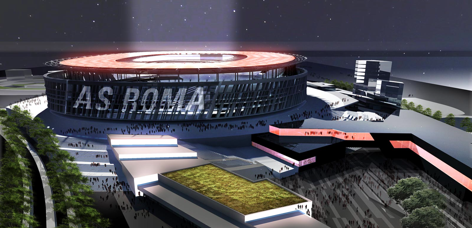 As Rom Stadion