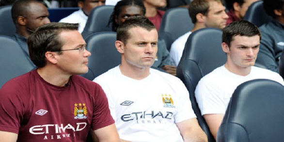 Shay-Given bench