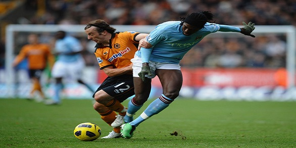 Stephen+Hunt+Wolverhampton+Wanderers+v+Manchester+p4Dp5jjnylNl