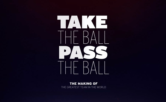 Taketheballpasstheball