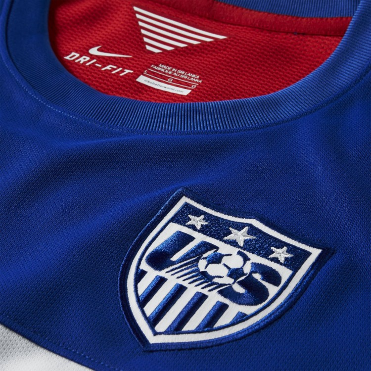 USA 2014 World Cup Away Kit (3)