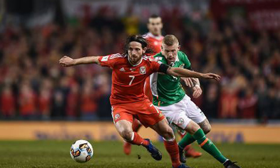 Wales v Republic of Ireland