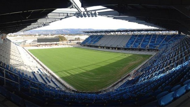 San Jose Earthquakes Avaya Stadium P 243 G Mo Goal