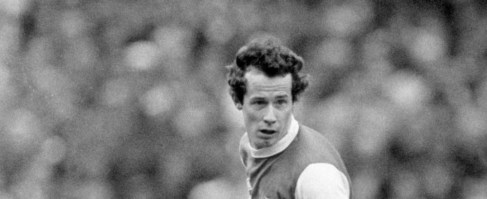 Liam Brady was expelled from a Christian Brothers school for representing Ireland in an underage football game.