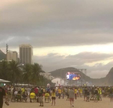 copacabana fest