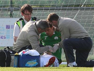 duffy injury