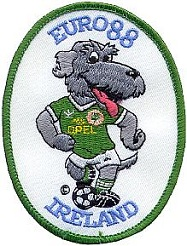 euro 88 mascot
