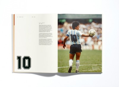 Football Type Book