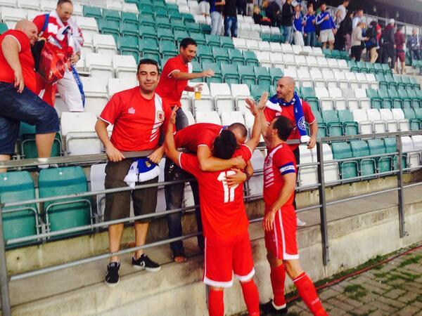 gibraltar fans
