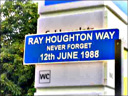houghton way