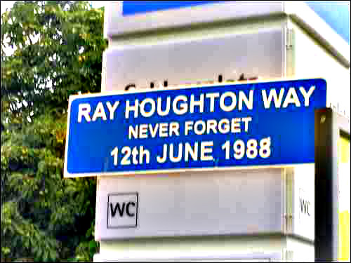 houghton way