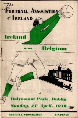 ireland belgoum 1949