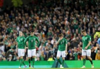 ireland players v germany