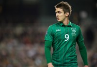 Soccer : UEFA Euro 2012 Qualification Play-off Second leg - Republic of Ireland v Estonia