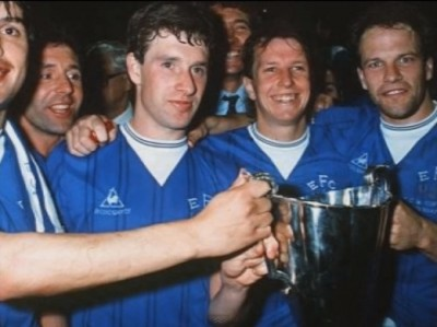 kevin sheedy everton cup winners cup