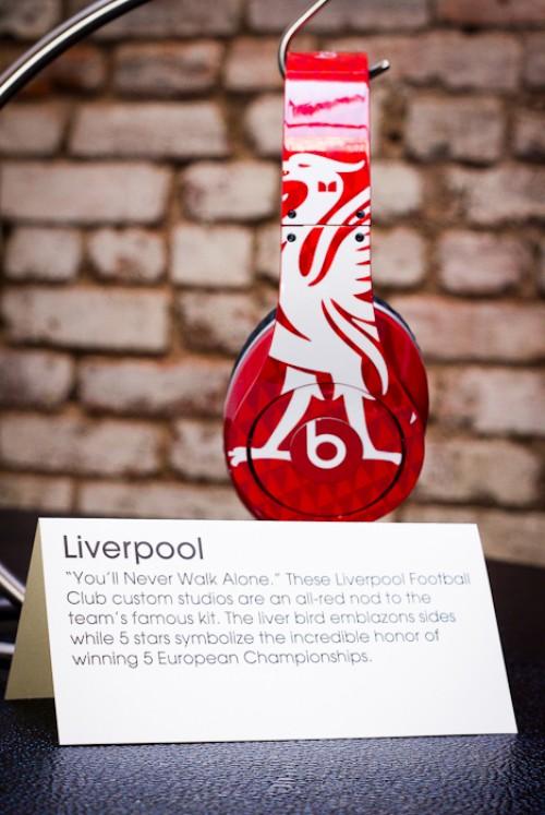 Liverpool Headphones As Worn By Lebron P 243 G Mo Goal