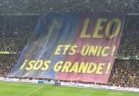 messi banner