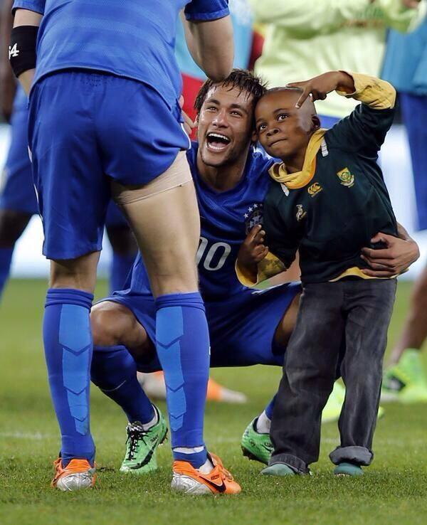 neymar south africa