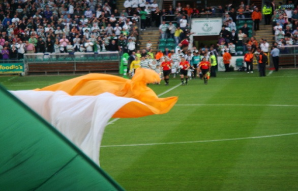 rovers irish flag