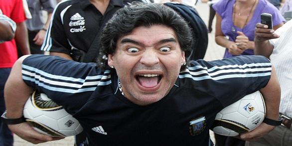 scary maradona