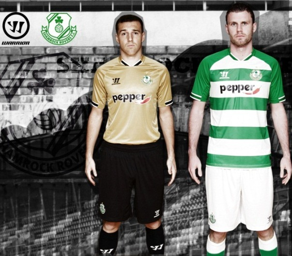 shamrock rovers warrior 3