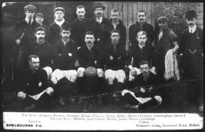 Shelbourne, 1906