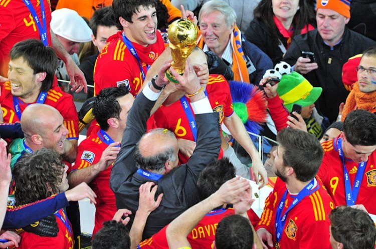 spain 2010 world cup