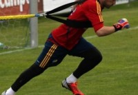 Spain's national football team goalkeepe