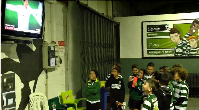 sporting lisbon academy